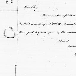 Document, 1783 November 07