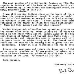 Correspondence, 1968-10-30....