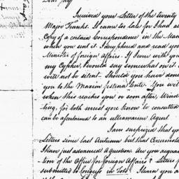 Document, 1782 August 06