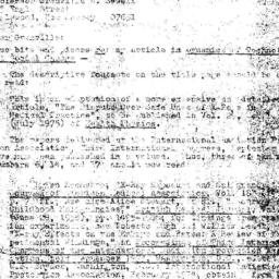 Background paper, 1976-05-2...