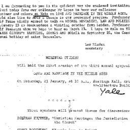Correspondence, 1965-01-16....