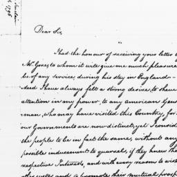 Document, 1796 September 10