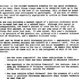 Correspondence, 1982-03-22....