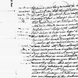 Document, 1782 November 11
