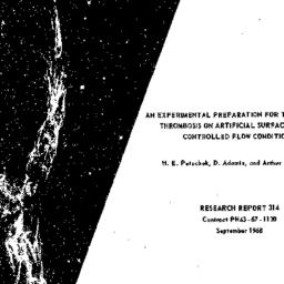 Related publication, 1969-0...