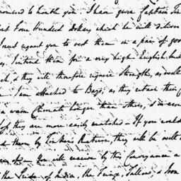 Document, 1787 January 16