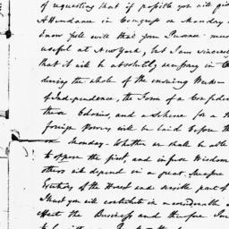 Document, 1776 June 29