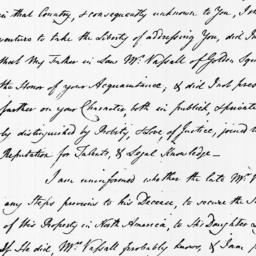 Document, 1795 April 12