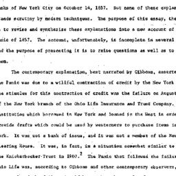 Speaker's notes, 1972-10-05...