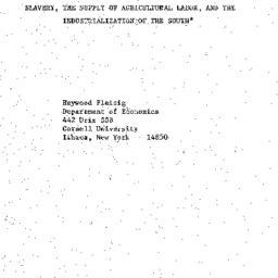 Speaker's notes, 1973-12-06...