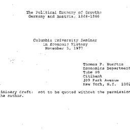 Speaker's notes, 1977-11-03...