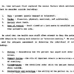 Minutes, 1981-12-09. Death,...
