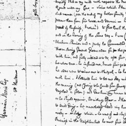 Document, 1776 August 07