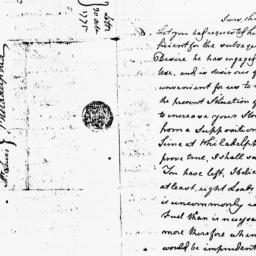 Document, 1775 October 30