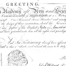 Document, 1790 August 25