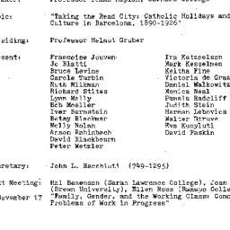 Minutes, 1983-09-27. Twenti...