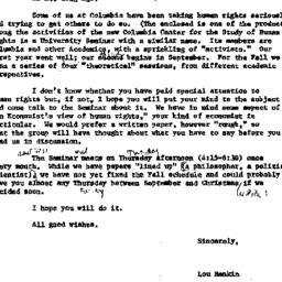 Correspondence, 1978-07-28....