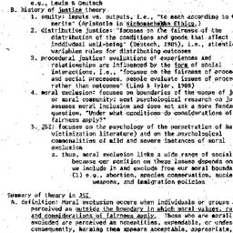 Handouts, 1990-11-06. Ethic...