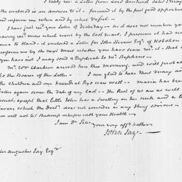 Document, 1819 July 17