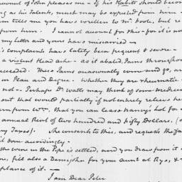 Document, 1819 July 13