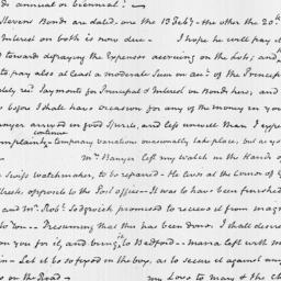 Document, 1820 May 09