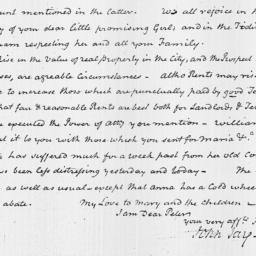 Document, 1825 January 25