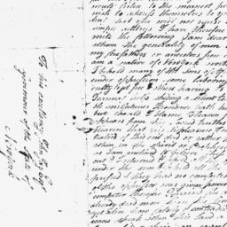 Document, 1796 March 08