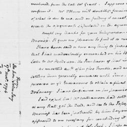 Document, 1794 November 17