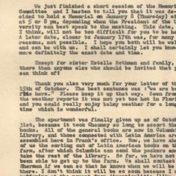 Correspondence, 1969-11-03....