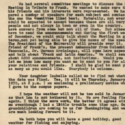 Correspondence, 1969-11-26....