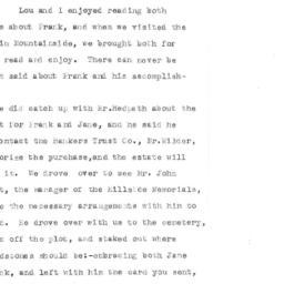 Correspondence, 1970-06-18....