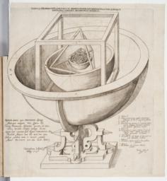 Unnumbered illustration, 'Tabula Morbium Planetarum'
