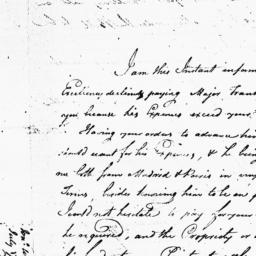 Document, 1782 July 16