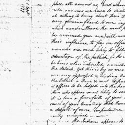 Document, 1777 September 01