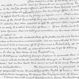 Document, 1821 June 11