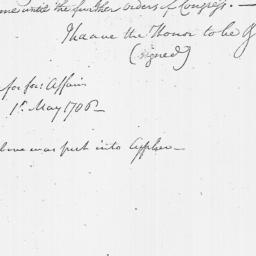 Document, 1786 May 01