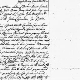 Document, 1732 November 22