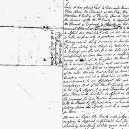 Document, 1722 December 18