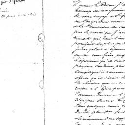 Document, 1829 December 30