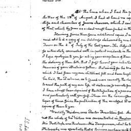 Document, 1832 October 20
