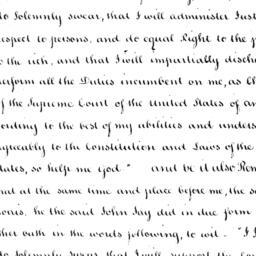 Document, 1789 October 19