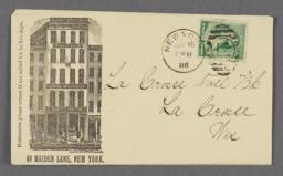 John F. Stratton & Co. Envelope