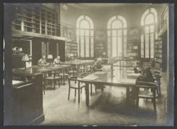Reconstructing the Reims Library