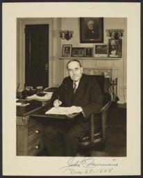 Photograph of John Campbell Merriam