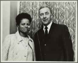 Barbara Kay and Eugene McCarthy