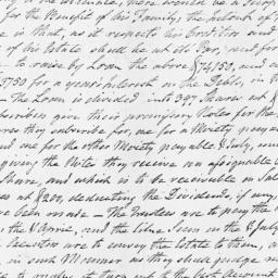 Document, 1805 January 04