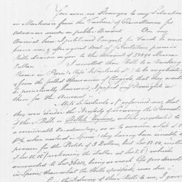 Document, 1781 December 26