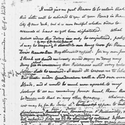 Document, 1783 June 12
