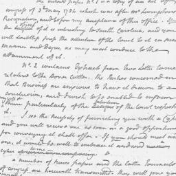 Document, 1786 March 14