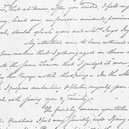 Document, 1784 November 02